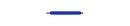 """Höchstsdruck-Strahlrohr ST-002 mit blauer umspritzter Isolierung 1/4"""" AG, 350 mm"""