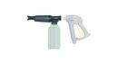 Schauminjektorlanze easyfoamer ST-73.1 1000 ml. Düse: 1.25