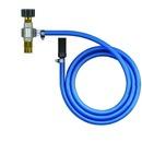 Injektor ST-160 1,9 mm Düse, mit 8 auswechselbaren Dosiereinstätzen von 0.5-1.5 mm