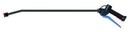 Chemiepistole mit Kunststoff-Lanze 600 mm, ohne Düse