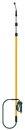 Hochdruckteleskoplanze mit Düsenschutz ohne Munstück / 2,3 - 3,8 m.