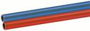 Duo-Schlauch blau-rot für Acetylen und Sauerstoff