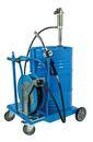 LKW-Oelabgabeset Modell TÖAM 200/2 SZP, pneumatische Pumpe