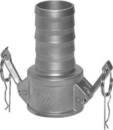 Kamlock Kupplung Typ C PN 16/6, Schlauchanschluss 25 mm Ø