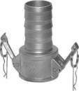 Kamlock Kupplung Typ C PN 16/6, Schlauchanschluss 38 mm Ø