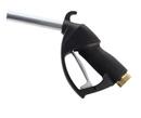 Zapfpistole Self 3000 für Benzin, Diesel, Biodiesel und Oele, Griff schwarz