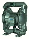Doppelmembranpumpe Modell VA 15 AC, AC, TF, TF spezelle Chemiepumpe