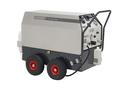 Trockendampfreiniger elektrisch beheizt Typ DAS 336 ECPS-014 mit Druckluft-Kombination