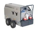 Hochdruckreiniger Waschbär S3000 CAT-Pumpe, ölbeheizt, ES-Rahmen, SPS-Steuerung mit Touchscreen