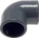 PVC-U Bogen 90°, 20 mm innen-Ø, PN-16