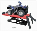 Hebebühne Modell 12544 für Quad, Rasenmäher und Motorschlitten
