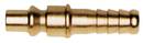 Stecknippel für 8 mm Schlauch