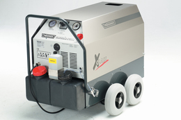 Hochdruckreiniger Waschbär S2000-203, ölbeheizt, für grosse Anwendungen