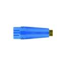 Schaumkopf ST-75 geschlossen blau, 1,6mm