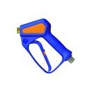 Hochdruckspritzpistole easywash365+ blau, Weep, LTF mit orangem Hebel