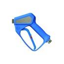 Hochdruckspritzpistole blau ST 2715, ES-Keramikkugel, chemiebeständig