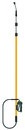 """Hochdruckteleskoplanze mit Düsenschutz ST-10 1/4"""" IG / 2,3 - 5,6 m."""