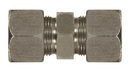 Schneidringverschraubung Typ G 24° Stahl verzinkt 8 mm IG L