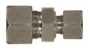 Schneidringverschraubung Typ GR Stahl verzinkt 15mm - 12mm L