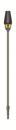 Rotordüsen ST-456, D-045 mit Strahlrohr 500 mm und KW Stecknippel