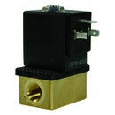 "Magnetventil Typ 6013, 1/4"" IG, 24 V -50 Hz / 8 W, stromlos geschlossen"