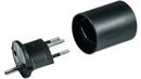 Stecker-FIX-Adapter Schuko - Schweiz 230 V, 10 A