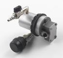 Pumpe pneumatisch Edelstahl für Benzin, Diesel und wässrige Medien