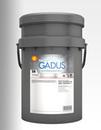 Shell Gadus S4 V45AC 00/000 Li/Ca Fliessfett, Kessel à 18 kg