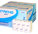 Z-Falz Premium Zellstoff Handtücher, 2-lagig, weiss