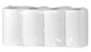 WC-Papier Siena, 3-lagig, Zellstoff, weiss, Soft