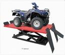 Hebebühne Modell 12544 B für Quad, Rasenmäher und Motorschlitten