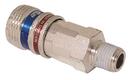 """Sicherheits-Schnellverschlusskupplung R-1/4"""" AG, Typ 300"""